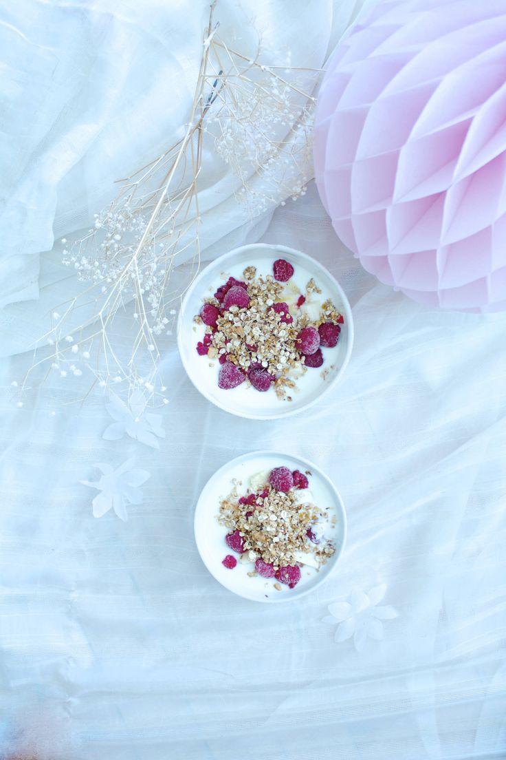 Easy and healthy treat for breakfast <3   #food #healthyrecipes #healthy #fresh #inspiration #breakfast #interiordesign #love #interior