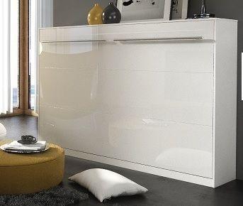 Sklápěcí postel do každého malého pokojíku, praktická a moderní
