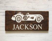 Best  Vintage Car Bedroom Ideas On Pinterest Vintage Car Room - Signs of cars with names