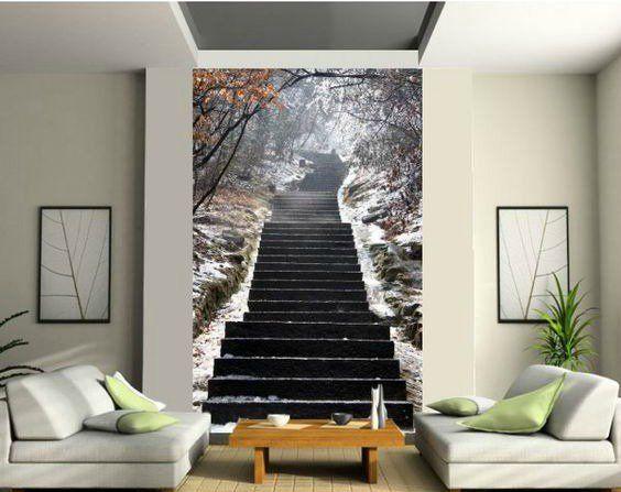 3D Wall Murals (adhesivos XL)
