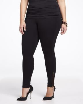 love & legend legging with zippers $60