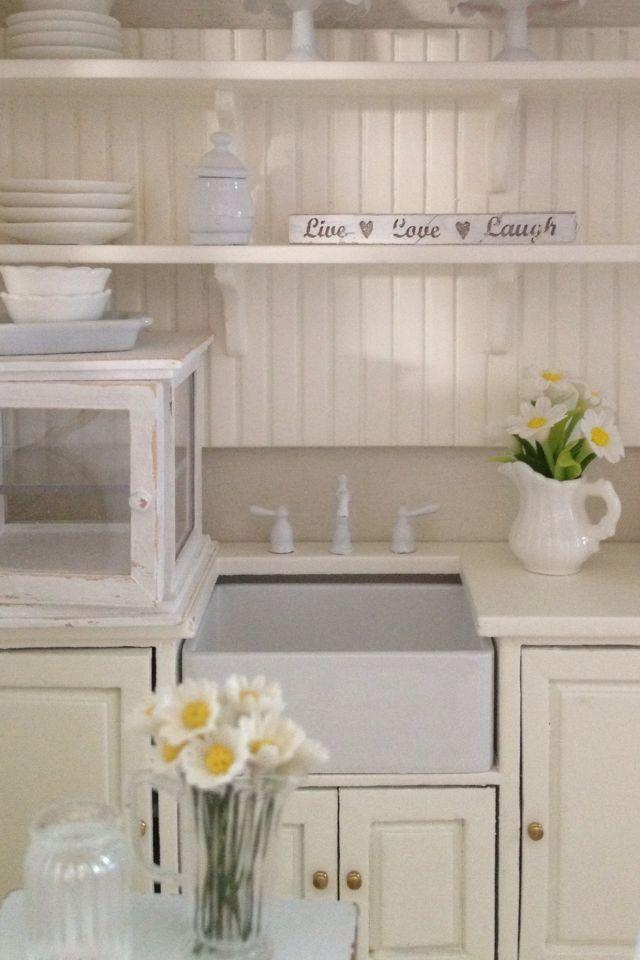 Perfect Miniature Kitchen