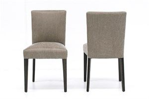 The DEPP Dining Chair is truly a fantastic chair. First of all it is sensationally comfortable: the back curves in two directions, and the seat is domed.