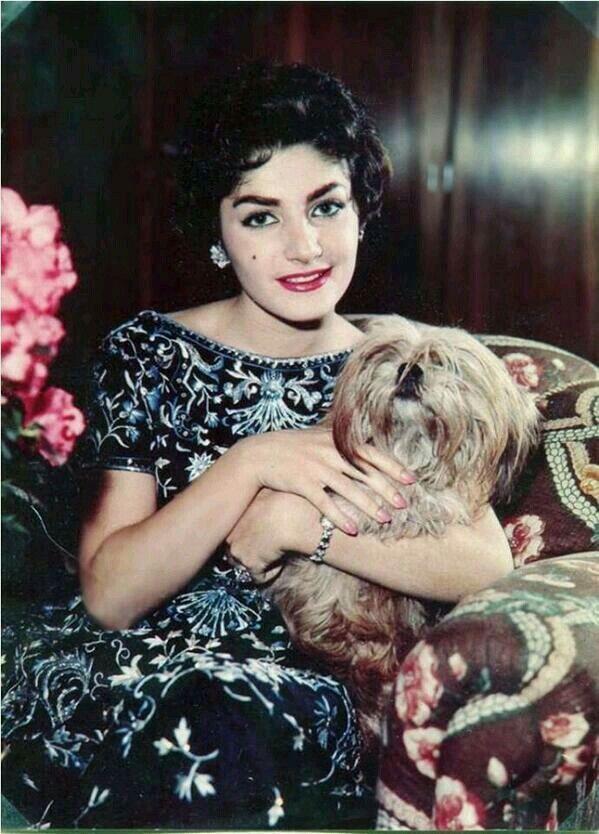 Shahnaz pahlavi the daughter of princess fawzia fuad and shah iran