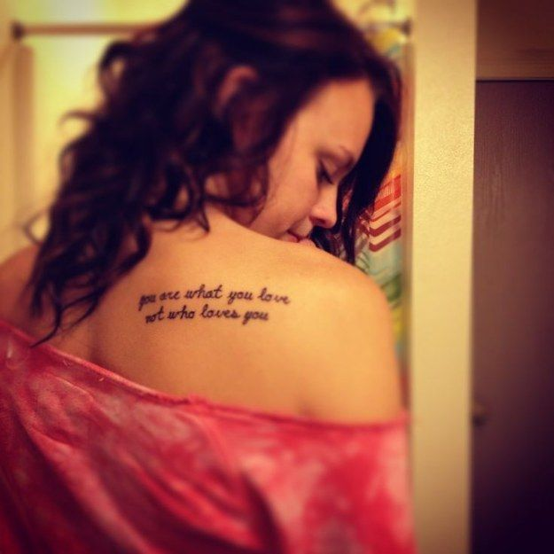 7. More Save Rock and Roll Lyrics | Community Post: 27 Fall Out Boy Tattoos You Wish You Had