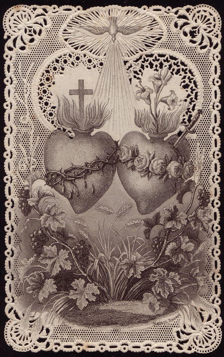 Hearts of Jesus and Mary      fullofgraceusa.com