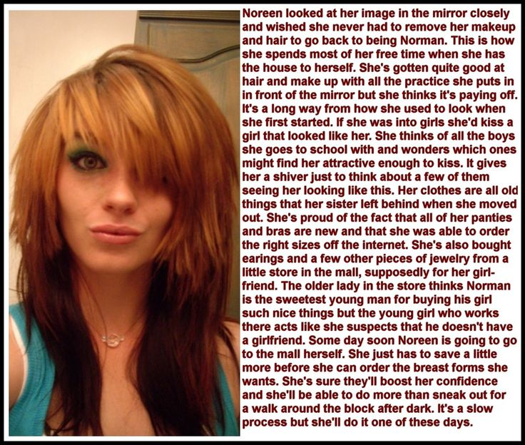 sissy hair dye story knight s tg caps sissy feminzation captions