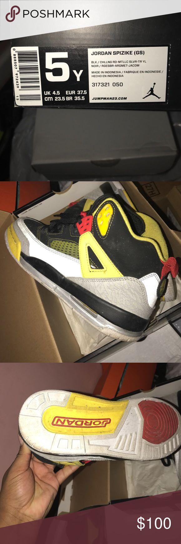 Jordan SPIZIKE ( grade school ) Jordan spizike ( GS ) Jordan Shoes Sneakers
