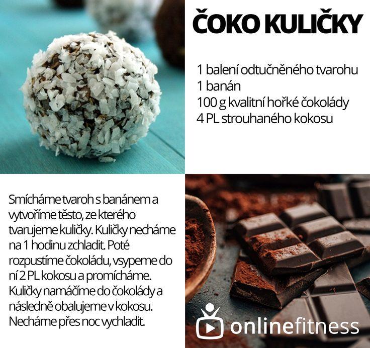 Fitness čokoládové recepty, které musíš vyzkoušet   Blog   Online Fitness