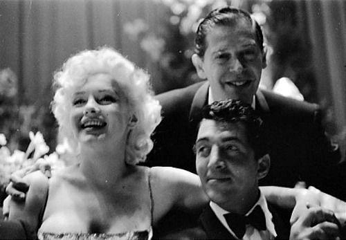 Marilyn (1955), Dean Martin, Milton Berle