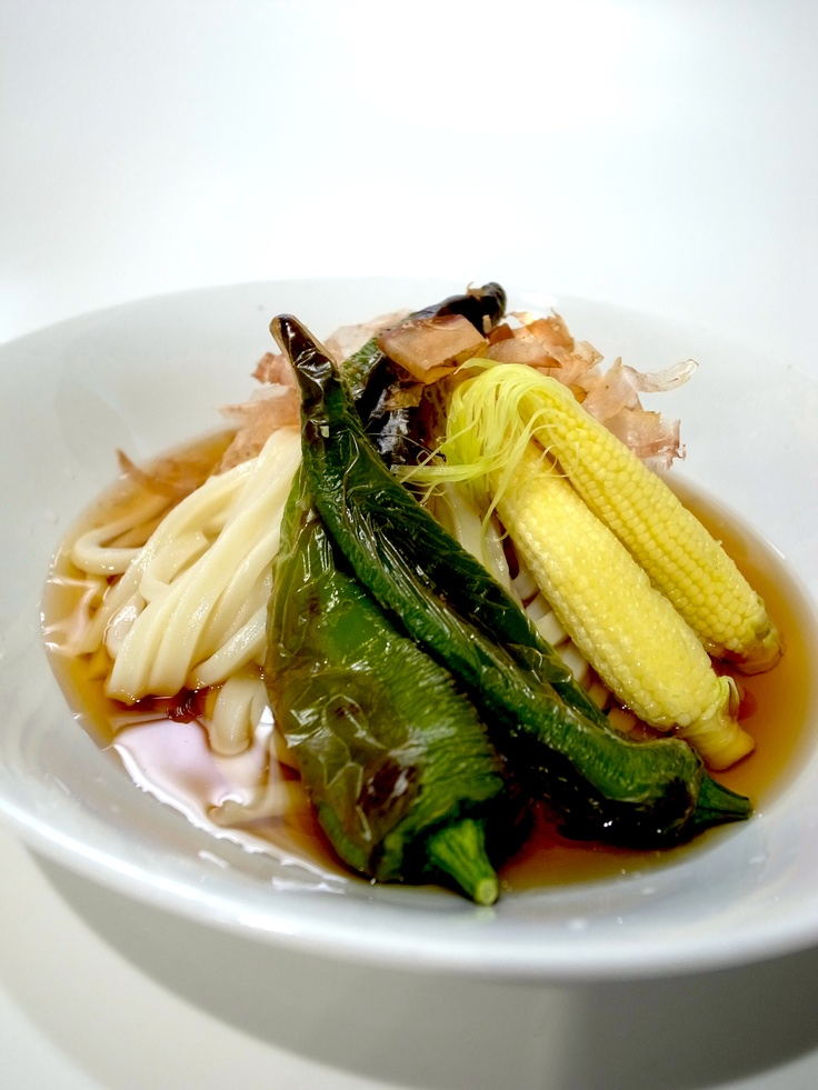 Japanese Noodle Udon (Cold type)