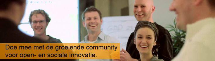Gave Dingen Doen, platform voor open- en sociale innovatie, waar mensen elkaar helpen om ideeën, vragen of dromen te realiseren. Onder begeleiding van facilitators worden creatieve en inspirerende sessies georganiseerd.