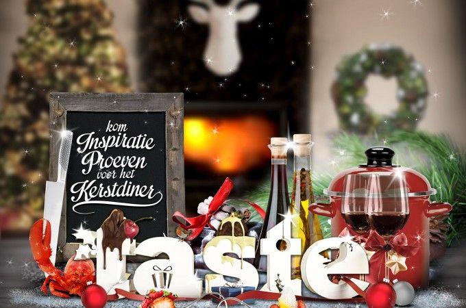 Taste of Christmas: culinair kerstfestival in De Jaarbeurs | Francesca Kookt