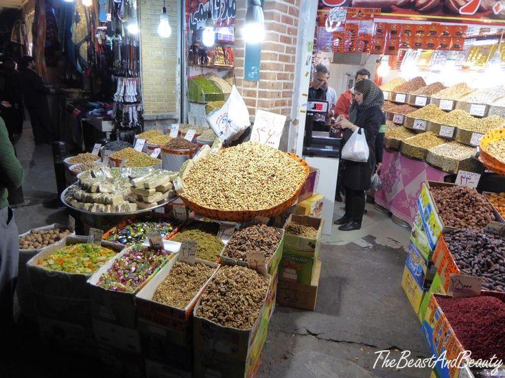 teheran golestan bazaar3
