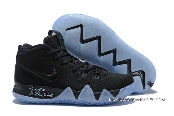 http://www.bigkidsjordanshoes.com/new-nike-kyrie-4-black-suede-basketball-shoes-outlet.html NEW NIKE KYRIE 4 BLACK SUEDE BASKETBALL SHOES OUTLET : $89.00