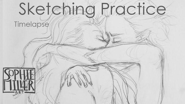 Sketching Lady Lovers