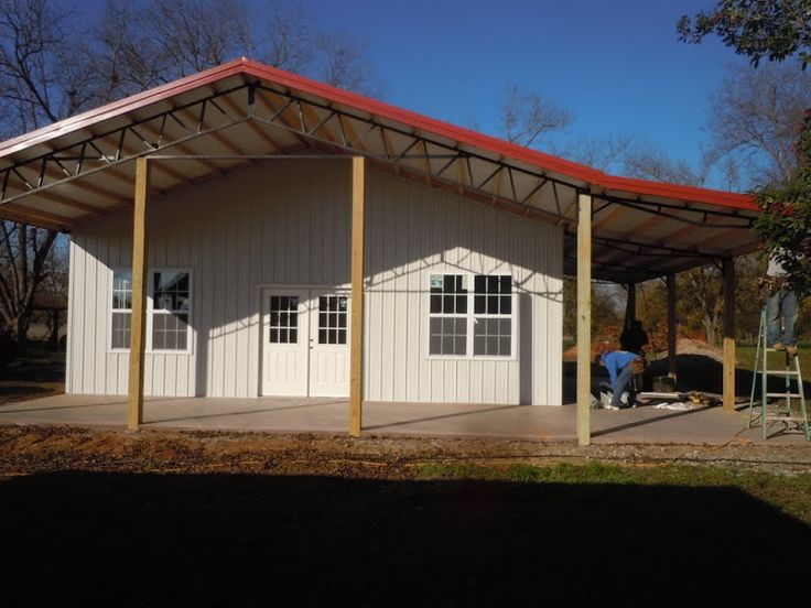 Armour Metals Portfolio Metal Roofing And Pole Barns