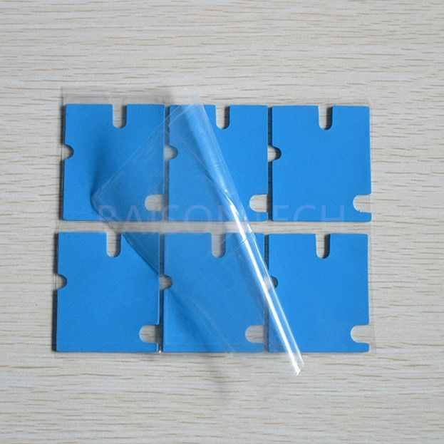 3w Thermal Conductive Pad Thermal Silicone Gasket Cooling Gel