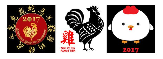 The difference of 25: Welcome back!  Theme 44: Chinese year of the roost...