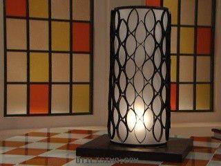 Manualidades y Artesanías | Lámpara reciclada | Utilisima.com – GRAFFITI