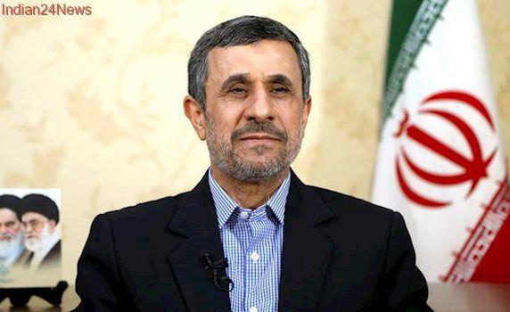 Former Iranian President Mahmoud Ahmadinejad sees no threat from USA