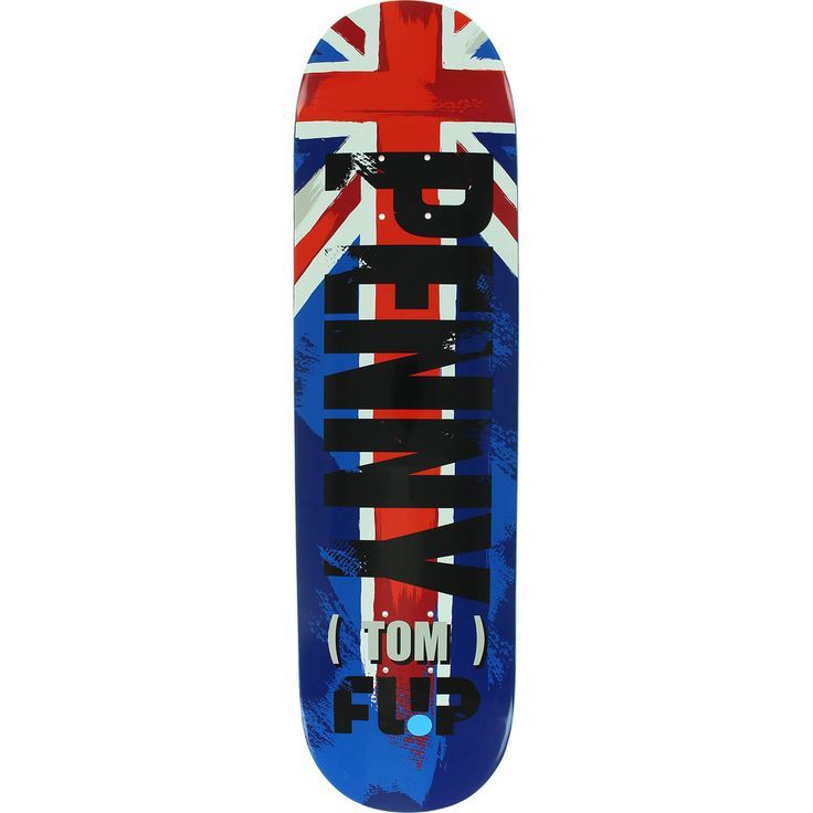 Flip Skateboards Tom Penny International Skateboard Deck 8 13 X 32 Flip Skateboards Skateboard Decks Skateboard