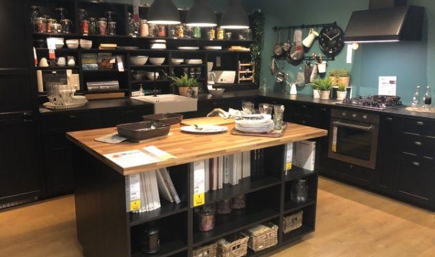 Les Cuisines Metod Dans Votre Magasin Ikea Rennes Pace Ikea Intended For Magasin Ikea Cuisine