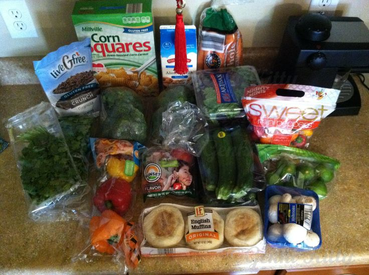 Vegan Grocery Haul Aldi's 2015 USA