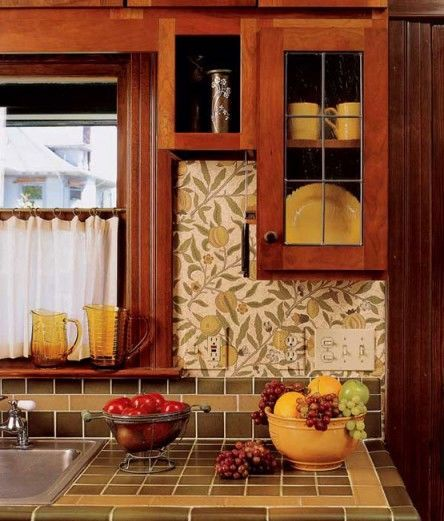 Kitchen Backsplash Same As Countertop: 25+ Best Ideas About Tile Countertops On Pinterest