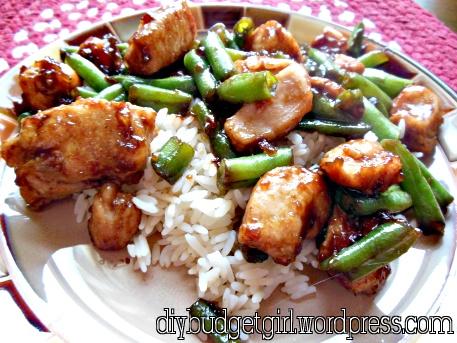 Honey Chicken Stir Fry | Savor The Flavor | Pinterest