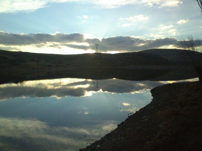 #lake #göl #gölet #ayaş #ankara