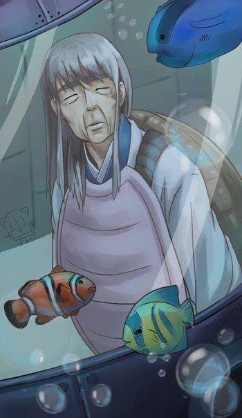 Katsura Kotaro. Gintama