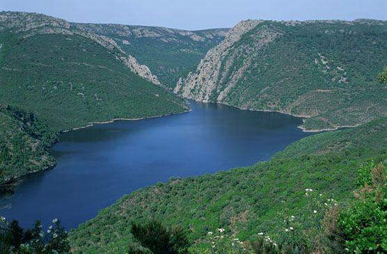 Parque Nacional de Monfragüe, Cáceres.