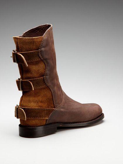 Anouk Heather Mid-Calf Boot
