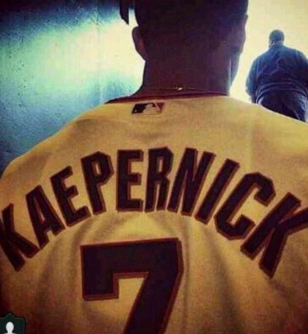Colin Kaepernick San Francisco Giants | Colin Kaepernick ...