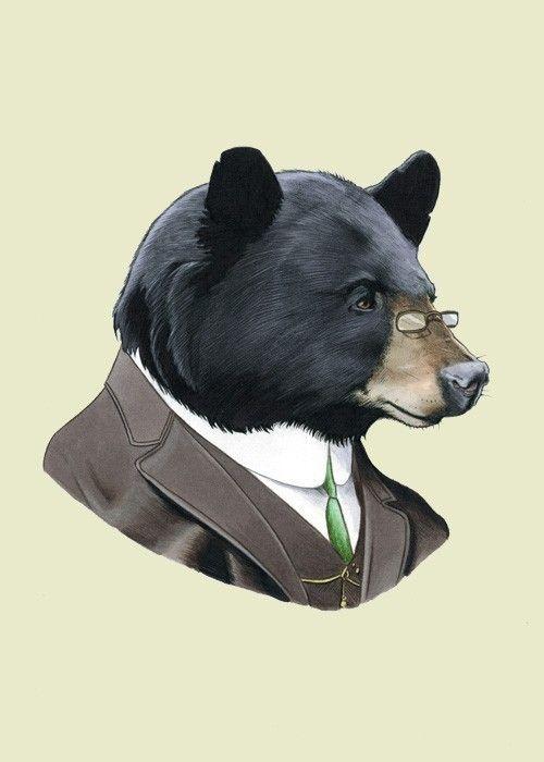 Mr. T. Bear