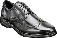 Rockport Mendillo (Men's) - Black Full Grain Leather