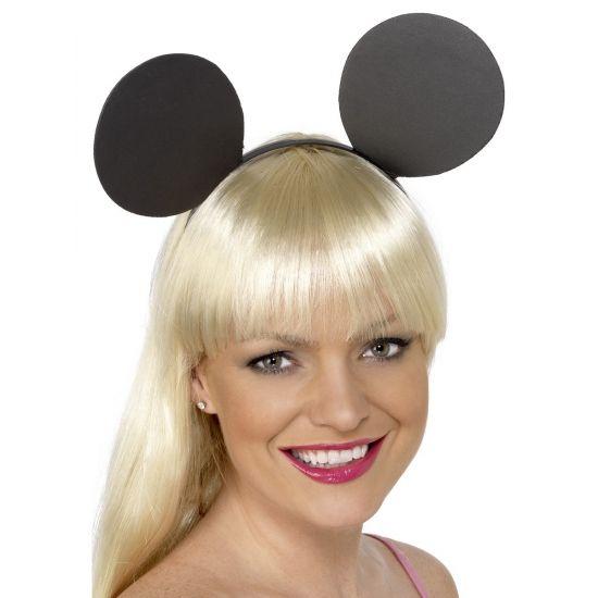 Mickey Mouse oren diadeem bij Fun-en-Feest.nl. Online Maskers