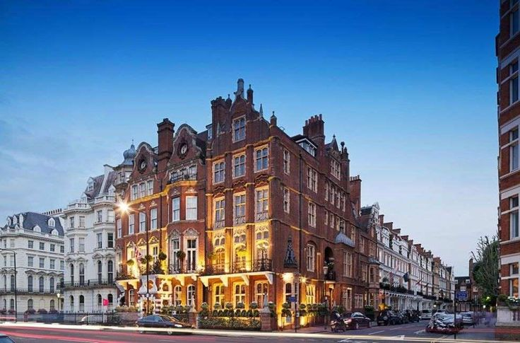 If you want to stay close to London's most regal attractions, this hotel overlooks the Kensington Pa... - The Milestone Hotel