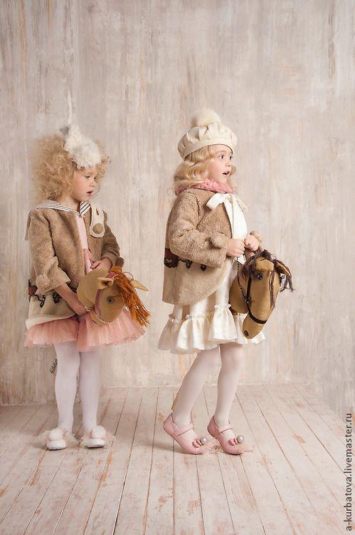 Clothing for girls, handmade.  Fair Masters - handmade kit for girls.  Handmade.