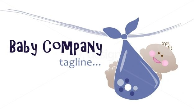 Baby Bundle on 99designs Logo Store