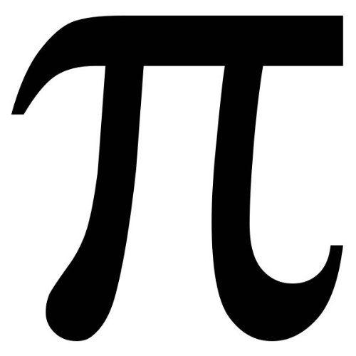 Pi Symbol Temporary Tattoo – (Classroom Pack of 45)