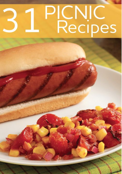 48 best easy picnic recipes images on pinterest picnic recipes have a picnic dinner before the summer is over try these 31 different recipes forumfinder Image collections