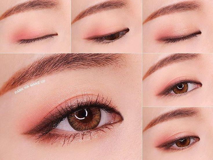 รวมไอเดียแต่งตา Velvet Pink สีชมพูอมแดงฉ่ำๆ วาวๆ สไตล์สาวเกาหลี!