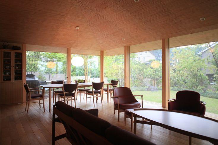 本山の家|横内敏人建築設計事務所