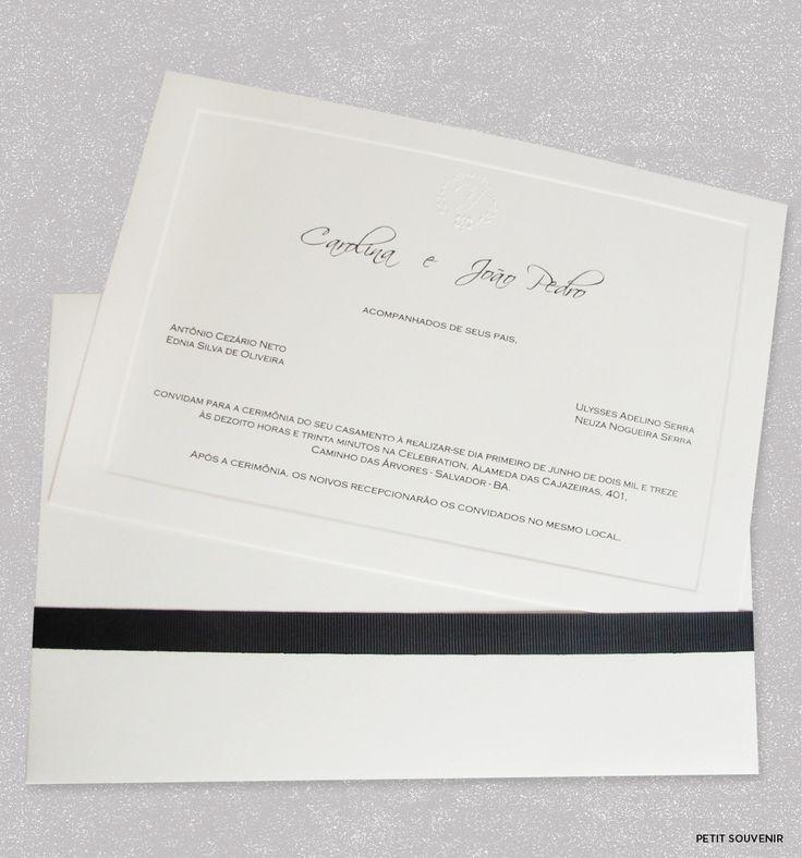 invitation letter for judging an event%0A Convite de Casamento