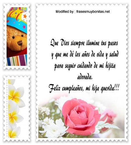 mensajes de texto para cumpleaños para mi hija,palabras de cumpleaños para mi hija,saludos originales de cumpleaños para mi hija,enviar sms de cumpleaños para mi hija