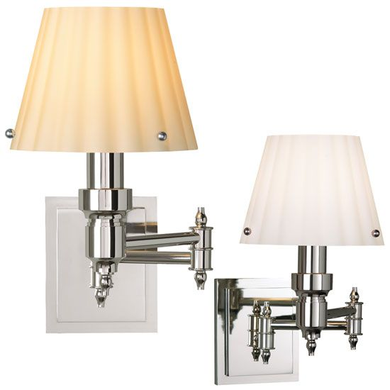 1000+ images about Wall Swing Arm Lamps / Bedside Wall Reading Lamps on Pinterest