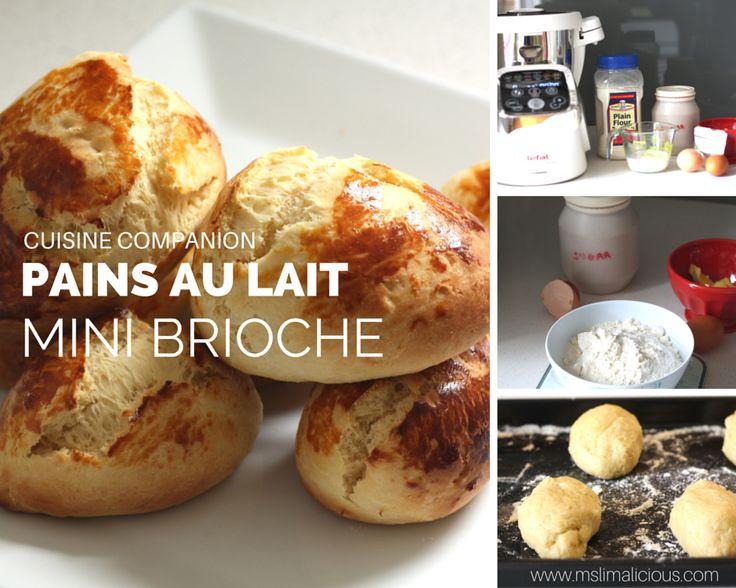 pains au lait cuisine companion