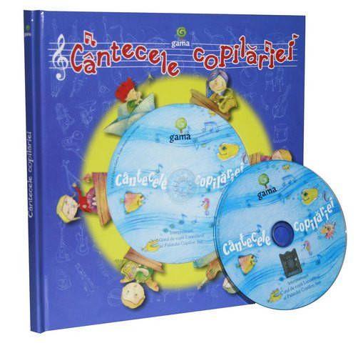 Copilul tau poate invata acum foarte usor cantecele indragite. Ilustratiile nostime ii vor capta atentia, iar CD-ul il va ajuta sa prinda ritmul cantecelelor.  CD-ul contine 24 de cantece: 1 In padurea cu alune; 2 Alunelu'; 3 Podul de piatra;4 Ceata lui Pitigoi;5 Vine, vine primavara;6 Inflore...
